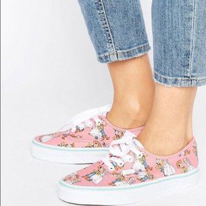 Vans Disney Collab Sneakers Toy Story Women's 8.5